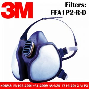 Green Stuff World   Airbrushes & Accessories Respiratory Mask - 4046719313655ES - 4046719313655