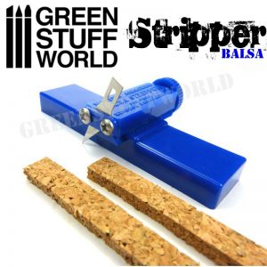 Green Stuff World   Green Stuff World Tools Balsa Stripper - 607370624005ES - 6073706240050
