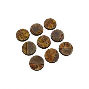 Micro Art Studio   Warehouse Bases Warehouse Bases, Round 28mm (5) - B03882 - 5907652561116