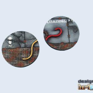 Micro Art Studio   Warehouse Bases Warehouse Bases, Round 55mm (1) - B03829 - 5900232360338