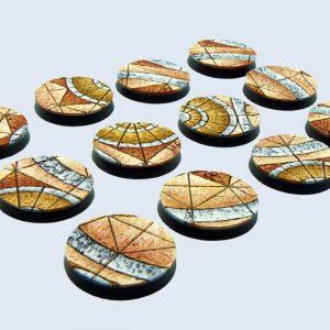 Micro Art Studio   Mosaic Bases Mosaic Bases, Round 25mm (5) - B01121 - 5900232358687