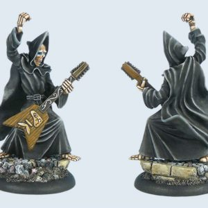 Micro Art Studio   Discworld Miniatures Discworld Death with Guitar (1) - D00110 - 5900232352098