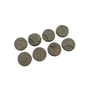 Micro Art Studio   Arcane Bases Arcane Bases, Round 32mm (4) - B03920 - 5900232355419