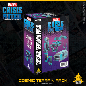 Atomic Mass Marvel Crisis Protocol  Marvel: Crisis Protocol Marvel Crisis Protocol: Cosmic Terrain Pack - CP22 - 841333109370