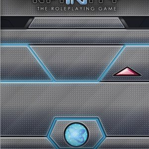 Modiphius Infinity RPG  Infinity RPG Infinity RPG Core Book Collector's Edition - MUH050205 - MUH050205