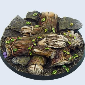 Micro Art Studio   Forest Bases Forest Bases, Round 60mm (1) - B00523 - 5900232355402