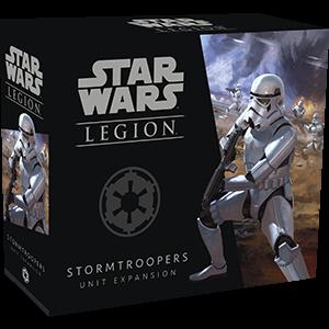 Fantasy Flight Games Star Wars: Legion  The Galactic Empire - Legion Star Wars Legion: Stormtroopers - FFGSWL07 - 841333104498