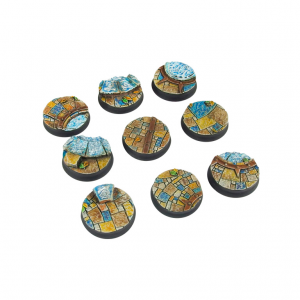 Micro Art Studio   Arcane Bases Arcane Bases, Round 28mm (5) - B03982 - 5907652560928