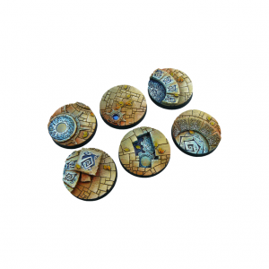 Micro Art Studio   Arcane Bases Arcane Bases, Round 40mm (2) - B03922 - 5900232357758