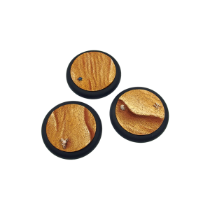 Micro Art Studio   Desert Bases Desert Bases, WRound 50mm (1) - B03343 - 5900232355013