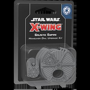 Fantasy Flight Games Star Wars: X-Wing  The Galactic Empire - X-wing Star Wars X-Wing: Galactic Empire Maneuver Dials - FFGSWZ10 - 841333105679