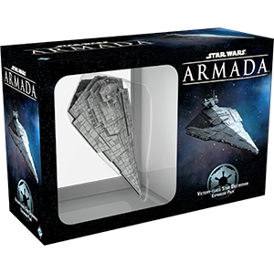 Fantasy Flight Games Star Wars: Armada  The Galactic Empire - Armada Star Wars Armada Victory Class Star Destroyer - FFGSWM02 - 9781616619947