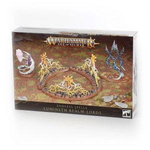 Games Workshop (Direct) Age of Sigmar  Lumineth Realm-lords Endless Spells: Lumineth Realm-lords - 99120210034 - 5011921133666