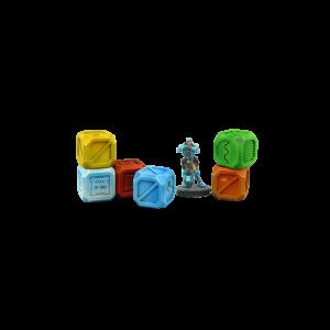 Micro Art Studio   Micro Art Studios Terrain Tech Crates #1 (6) - T00037 -