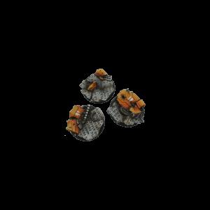 Micro Art Studio   Tau Ceti Bases TauCeti Bases, Round 50mm (2) - B04231 - 5900232351510