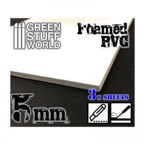 Green Stuff World   Foamboard Foamed PVC 5 mm - 8436554368068ES - 8436554368068