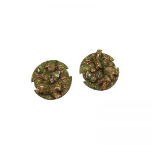 Micro Art Studio   Star Wars Legion Bases SWL Forest Bases 70mm (1) - B00563 - 5900232359264