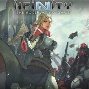 Modiphius Infinity RPG  Infinity RPG Infinity RPG: PanOceania Supplement - MUH050224 - 9781912200429