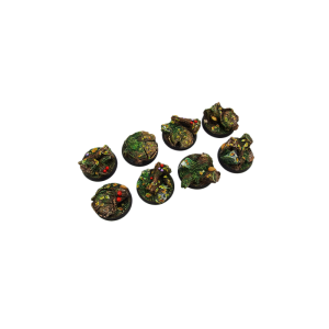 Micro Art Studio   Forest Bases Forest Bases, Round 32mm (4) - B00520 - 5900232353859