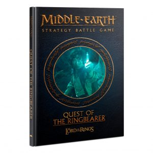 Games Workshop Middle-earth Strategy Battle Game  Middle-Earth Essentials Middle-earth Strategy Battle Game: Quest of the Ringbearer - 60041499047 - 9781788269513
