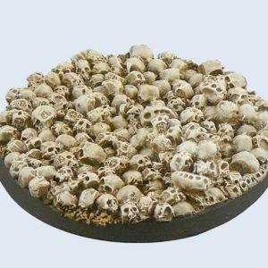 Micro Art Studio   Skulls Bases Skulls Bases, Round 60mm (1) - B01923 - 5900232350278