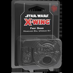Fantasy Flight Games Star Wars: X-Wing  First Order - X-wing Star Wars X-Wing: First Order Maneuver Dials - FFGSWZ20 - 841333106737