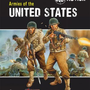 Warlord Games Bolt Action  Bolt Action Books & Accessories Bolt Action: Armies of the United States - BOLT-ACTION-2 - 9781780960876