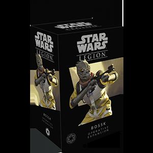 Fantasy Flight Games Star Wars: Legion  The Galactic Empire - Legion Star Wars Legion: Bossk Operative - FFGSWL38 - 841333107727