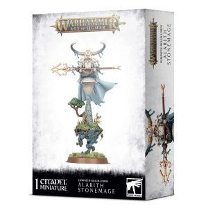 Games Workshop Age of Sigmar  Lumineth Realm-lords Lumineth Realm-lords Alarith Stonemage - 99120210037 - 5011921137022