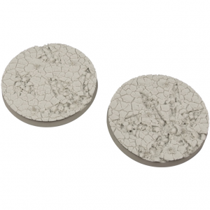 Micro Art Studio   Chaos Waste Bases Chaos Waste Bases, Round 60mm (1) - B03623 - 5900232357383