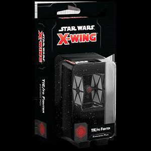 Fantasy Flight Games Star Wars: X-Wing  First Order - X-wing Star Wars X-Wing: TIE/fo Fighter Expansion - FFGSWZ26 - 841333106799