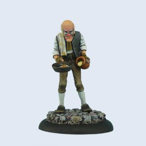 Micro Art Studio   Discworld Miniatures Discworld Albert Malich (1) - D03600 - 5900232352357
