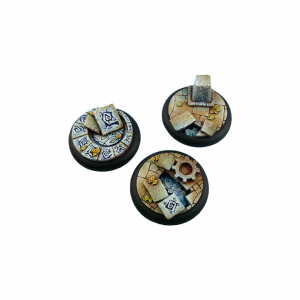 Micro Art Studio   Arcane Bases Arcane Bases, WRound 50mm (1) - B03943 - 5900232358175