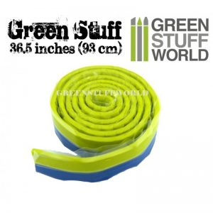 Green Stuff World   Modelling Putty & Green Stuff Green Stuff Tape 36,5 inches - 8436554365005ES - 8436554365005