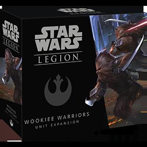 Fantasy Flight Games Star Wars: Legion  The Rebel Alliance - Legion Star Wars Legion: Wookiee Warriors - FFGSWL25 - 841333106447