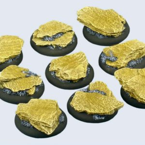 Micro Art Studio   Shale Bases Shale Bases, WRound 30mm (5) - B00241 - 5900232350063