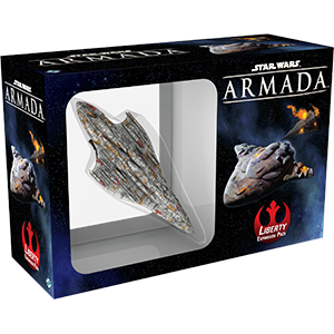 Fantasy Flight Games Star Wars: Armada  The Rebel Alliance - Armada Star Wars Armada: Liberty - FFGSWM17 - 841333100476