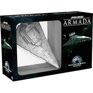 Fantasy Flight Games Star Wars: Armada  The Galactic Empire - Armada Star Wars Armada Imperial-class Star Destroyer - FFGSWM11 - 9781633441187