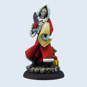 Micro Art Studio   Discworld Miniatures Discworld Hog Death (1) - D04000 - 5900232353187