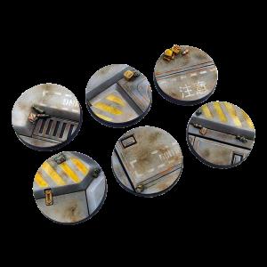 Micro Art Studio   Terminus Bases Terminus Bases, Round 40mm (2) - B05022 - 5900232353620