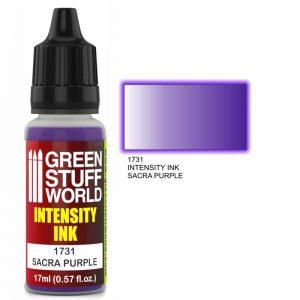 Green Stuff World   Intensity Inks Intensity Ink SACRA PURPLE - 8436574500905ES - 8436574500905