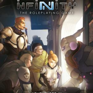 Modiphius Infinity RPG  Infinity RPG Infinity RPG: Adventures in the Human Sphere - MUH050212 - 9781912200283