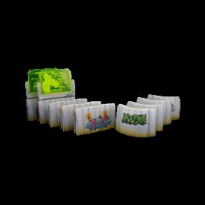 Micro Art Studio   Micro Art Studios Terrain Concrete Wall Set 2 (9) - T00044 -
