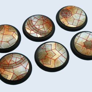 Micro Art Studio   Mosaic Bases Mosaic Bases, Wround 40mm (2) - B01142 - 5900232358083