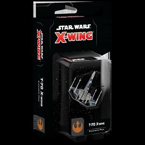 Fantasy Flight Games Star Wars: X-Wing  The Resistance - X-wing Star Wars X-Wing: T-70 X-Wing - FFGSWZ25 - 841333106782