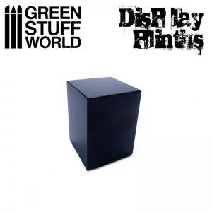 Green Stuff World   Display Plinths Display Block 4x4 cm - 8436574501674ES - 8436574501674