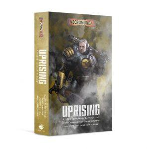 Games Workshop   Necromunda Books Necromunda Uprising (Paperback) - 60100581028 - 9781789991925