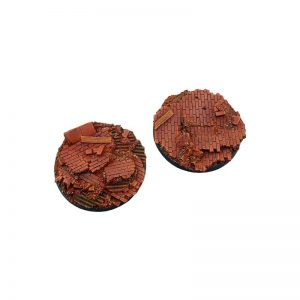 Micro Art Studio   Old Factory Bases Old Factory Bases, Round 60mm (1) - B01623 - 5900232358960