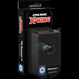 Fantasy Flight Games Star Wars: X-Wing  The Galactic Empire - X-wing Star Wars X-Wing: TIE Advanced - FFGSWZ15 - 841333106072