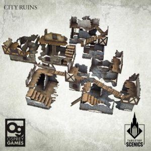 Kromlech   Kromlech Terrain City Ruins - KRTS143 - 5908291070236